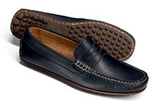 Driving-Mokassin Schuhe Design