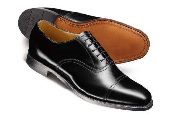 The Oxford shoe