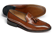 Loafers shoe design