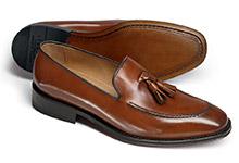 Loafers shoe design