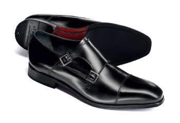 The monk shoe