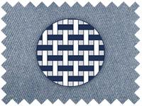 Poplin weave shirt weave