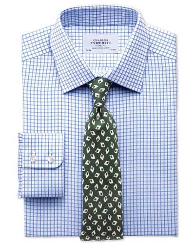 This is an image of a formal shirt