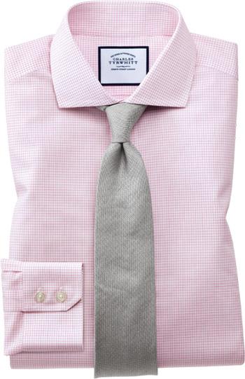 image of a pink shirt