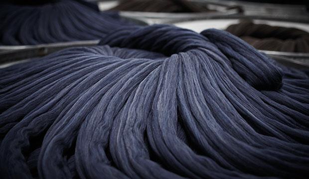 wool detail