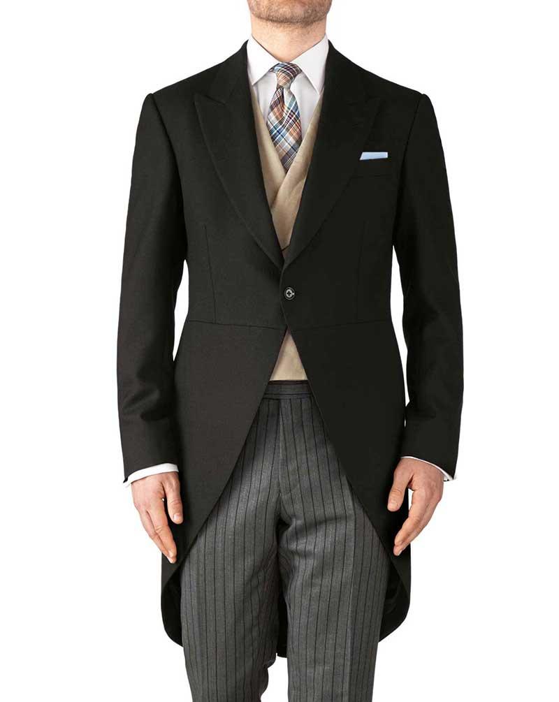 wedding morning suit