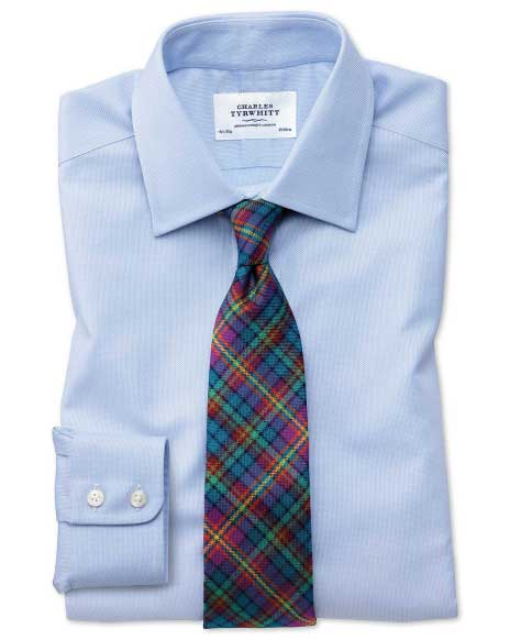 What to wear for a job interview charles tyrwhitt blue shirts shop the range tie ccuart Images