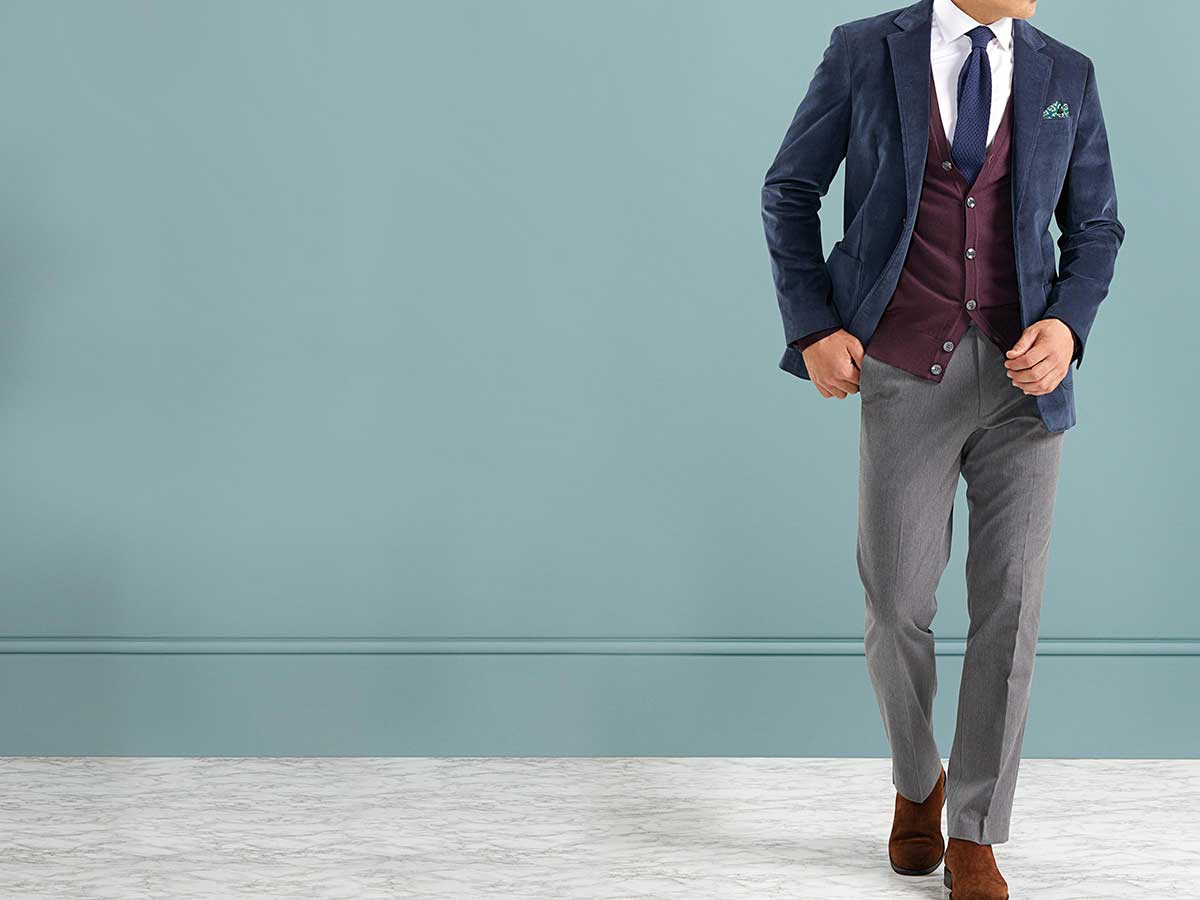The complete guide on dressing business casual | Charles Tyrwhitt