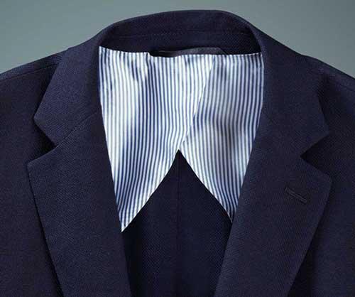 travel blazer detail
