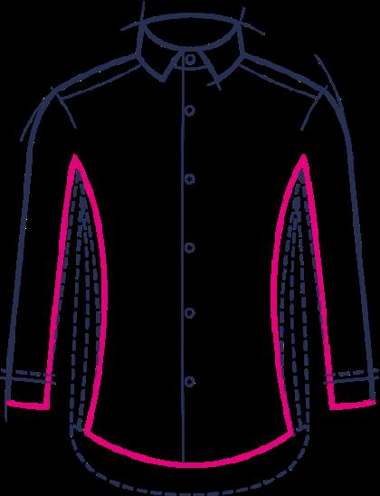 super slim fit chemises