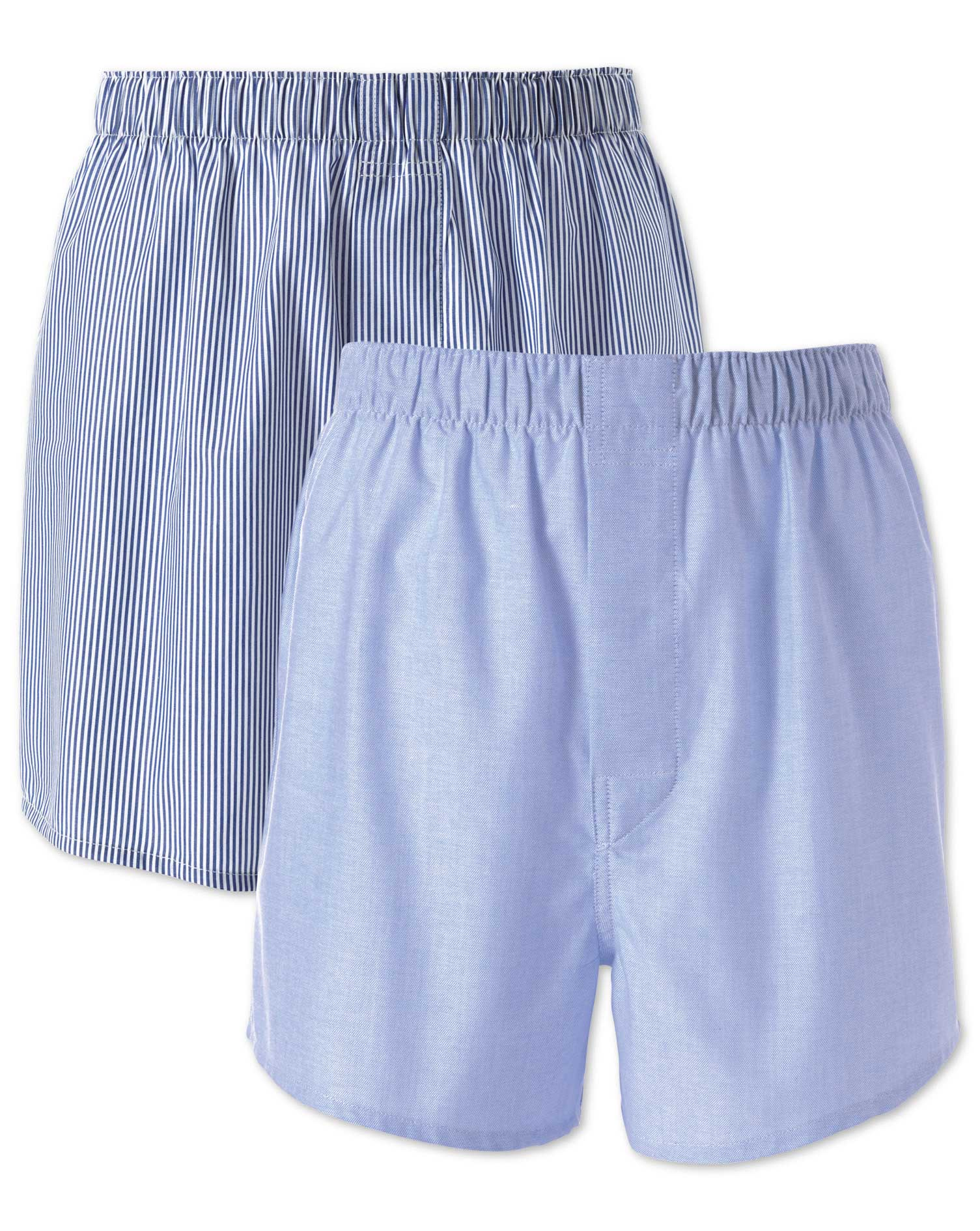 Sky 2 Pack Boxers Size XL by Charles Tyrwhitt