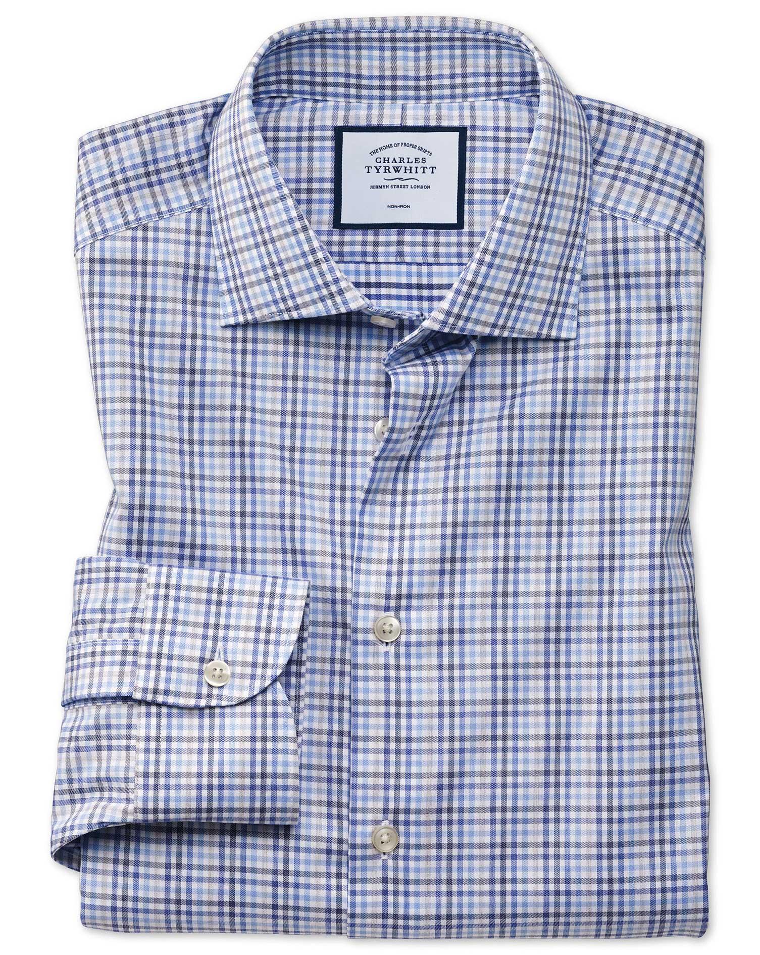 64a819c881d Button Down Shirt Untucked Length