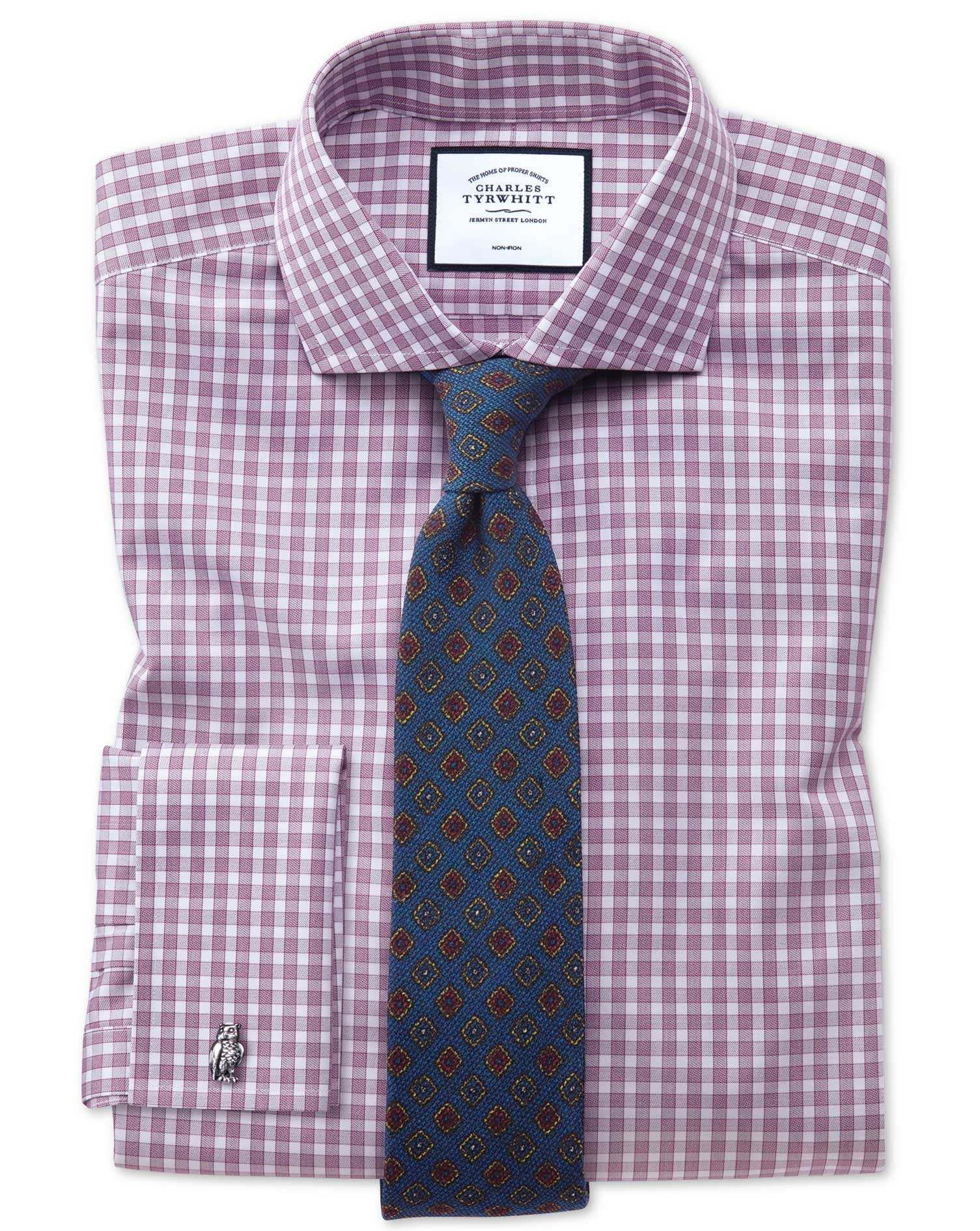Cufflink shirt - features, rules and recommendations 19