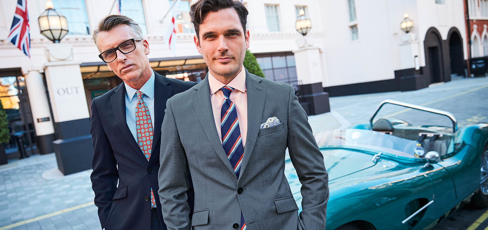 48394d20bae Charles Tyrwhitt Complete Suits