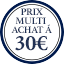 Cravates Label Multi-buy - Prix multi-achat à 30€