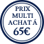 Label multi-buy - Prix multi-achat à 65€
