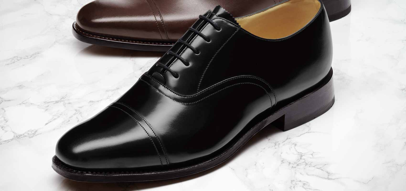 Rubber soled shoes