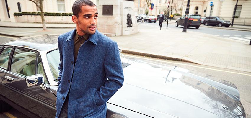 Charles Tyrwhitt Coats