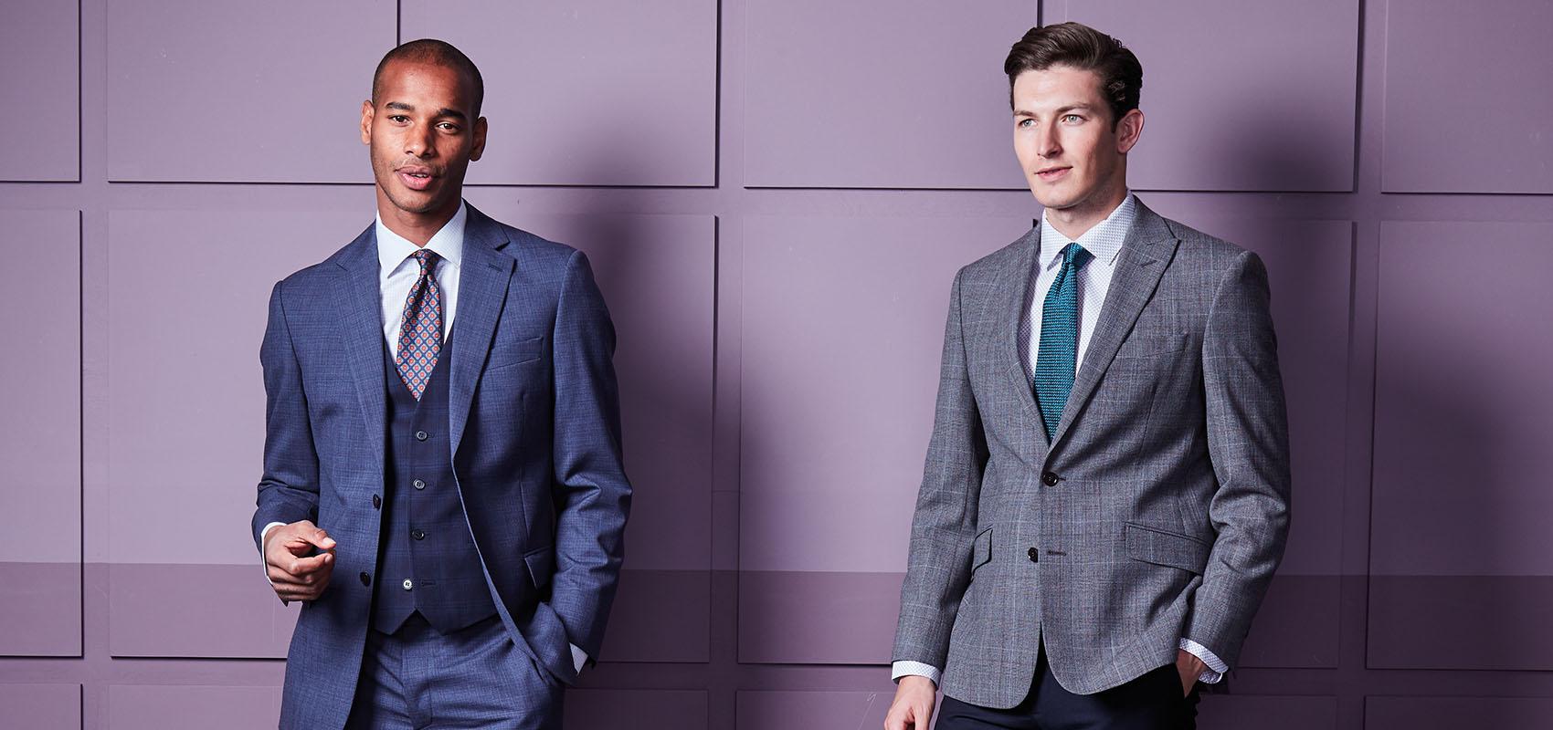 Charles Tyrwhitt Suits