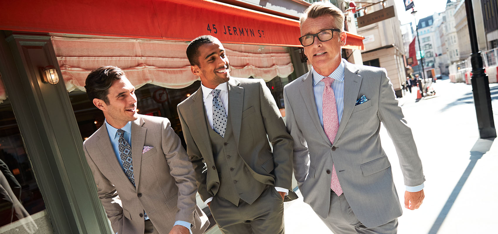 Charles Tyrwhitt Day at races collection