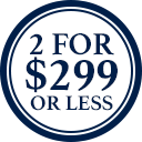 Kniwear - 2 for $299 Or Less Knitwear Roundel