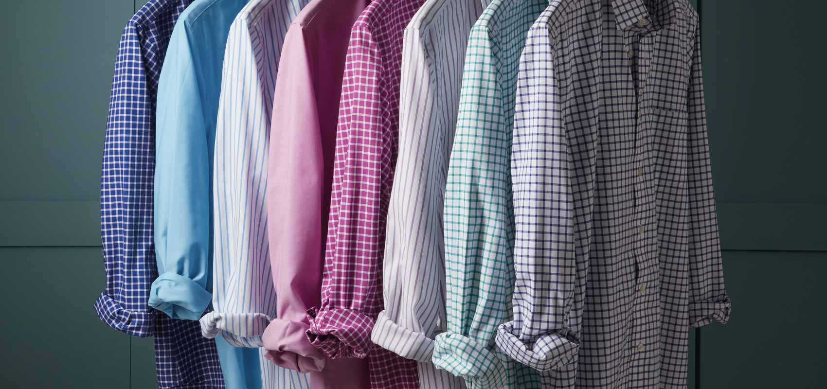 Charles Tyrwhitt non-iron oxford shirts
