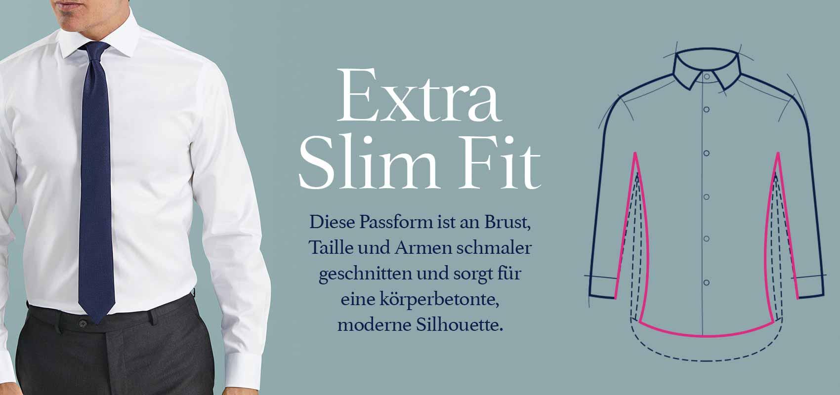 Charles Tyrwhitt  Extra Slim Fit Hemden