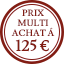 Label multi-buy - Prix multi-achat à 125€