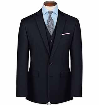 Twill business suits from $399