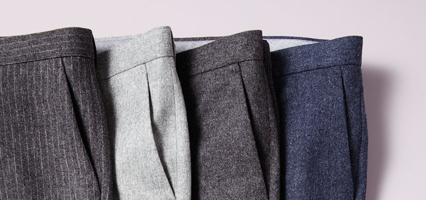 Charles Tyrwhitt Business Casual Trousers