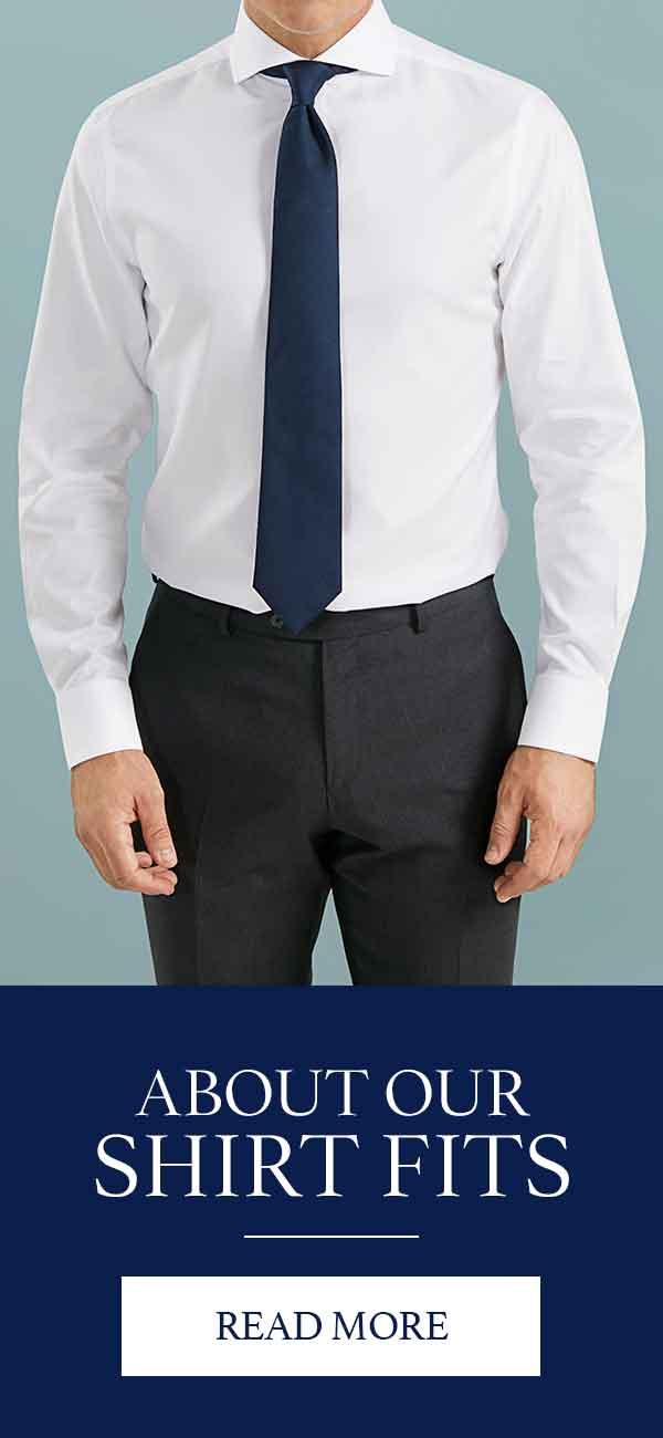 Charles Tyrwhitt shirt fits