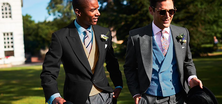 Charles Tyrwhitt Morning Suits