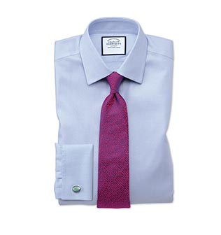 Step weave shirts