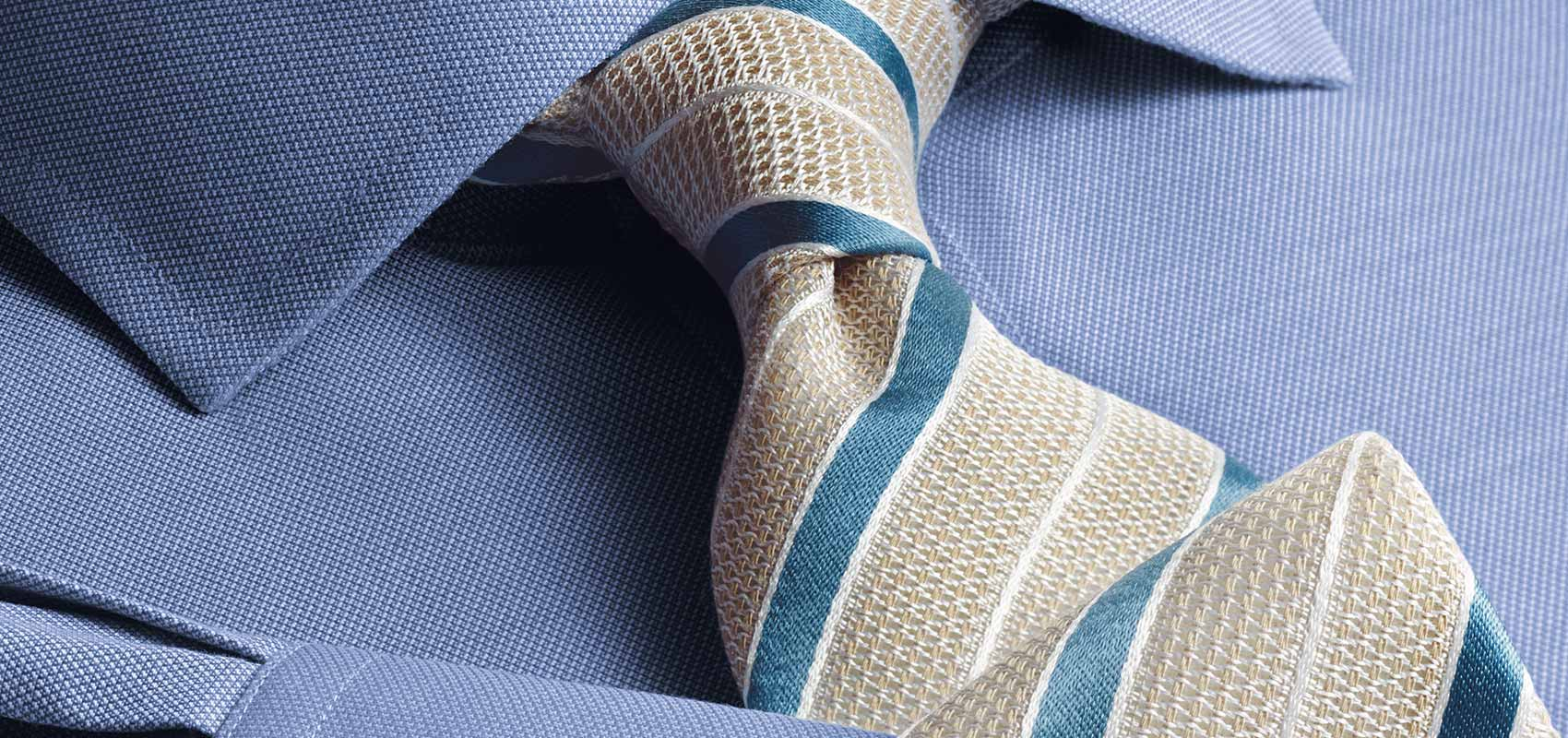 Charles Tyrwhitt Cravates grenadine