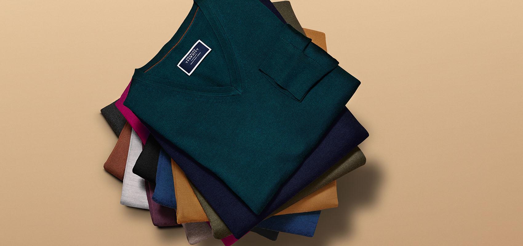 Clearance knitwear