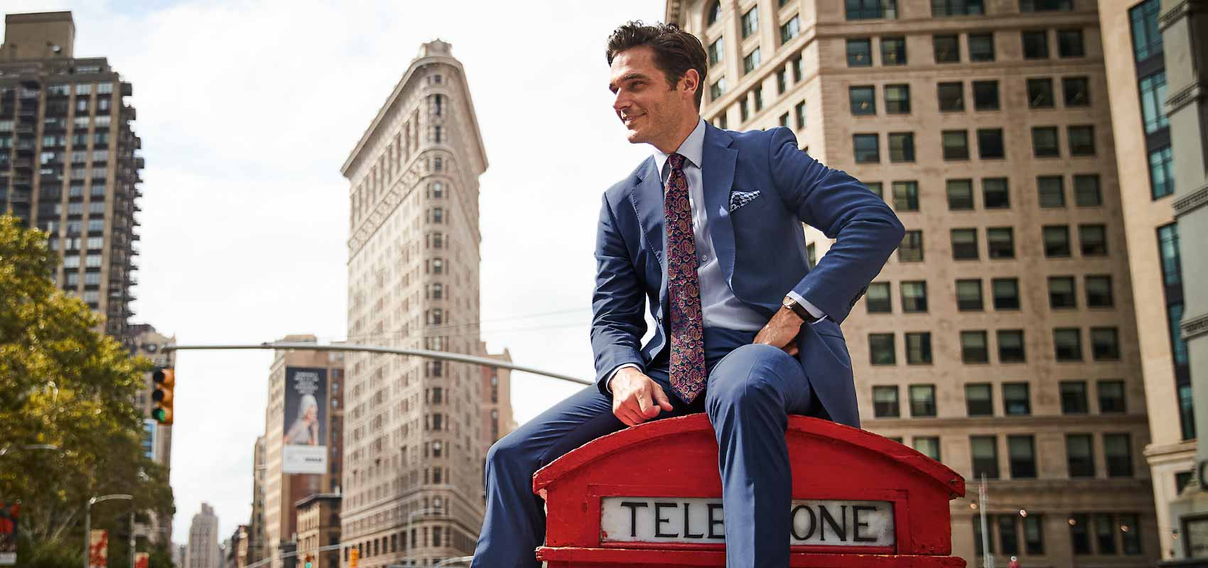 Charles Tyrwhitt two piece suits