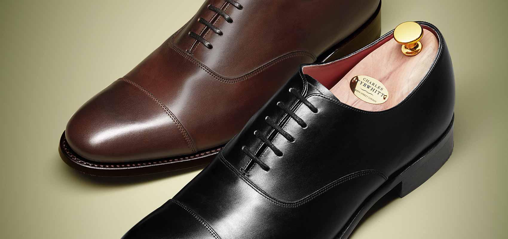 Charles Tyrwhitt Oxford shoes