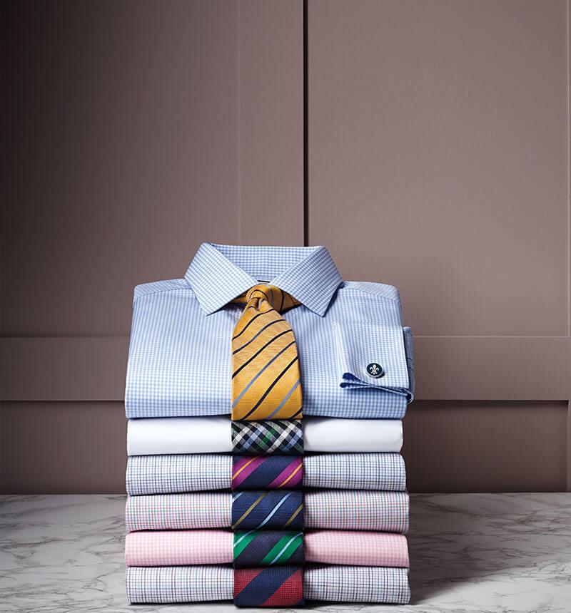 Image showing range of new shirts