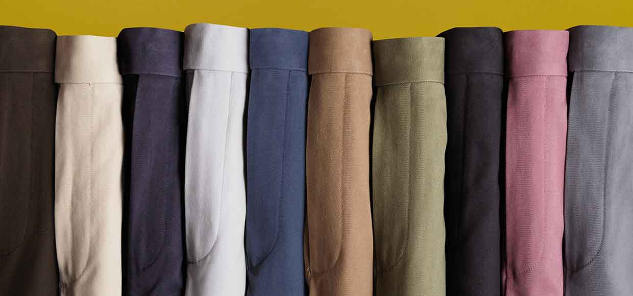 Chinos 2 for $120. Shop now