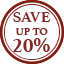 Roundel - Save up to an extra 20%