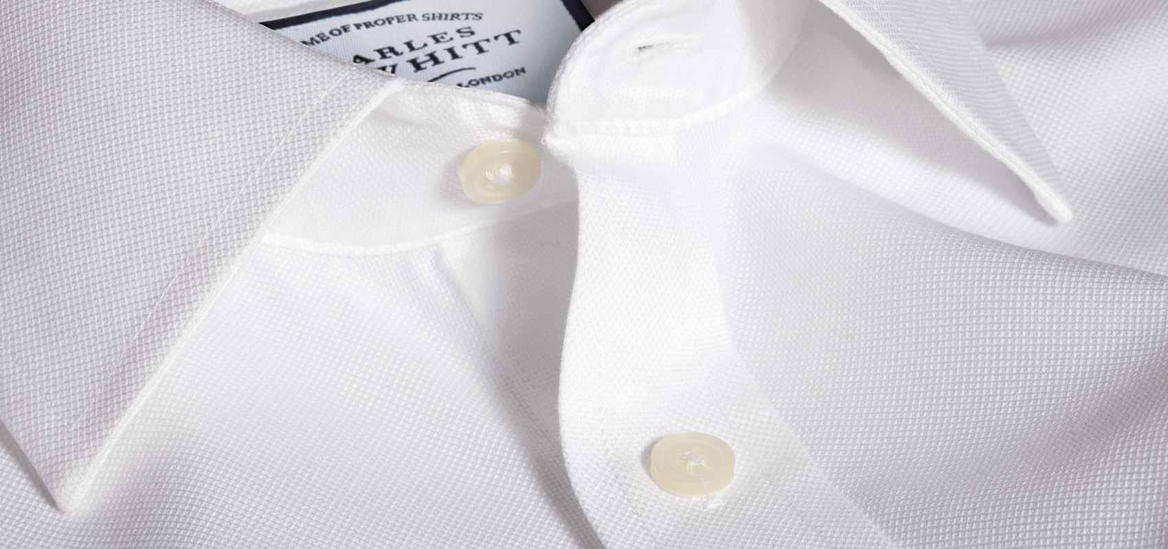 Charles Tyrwhitt white shirts