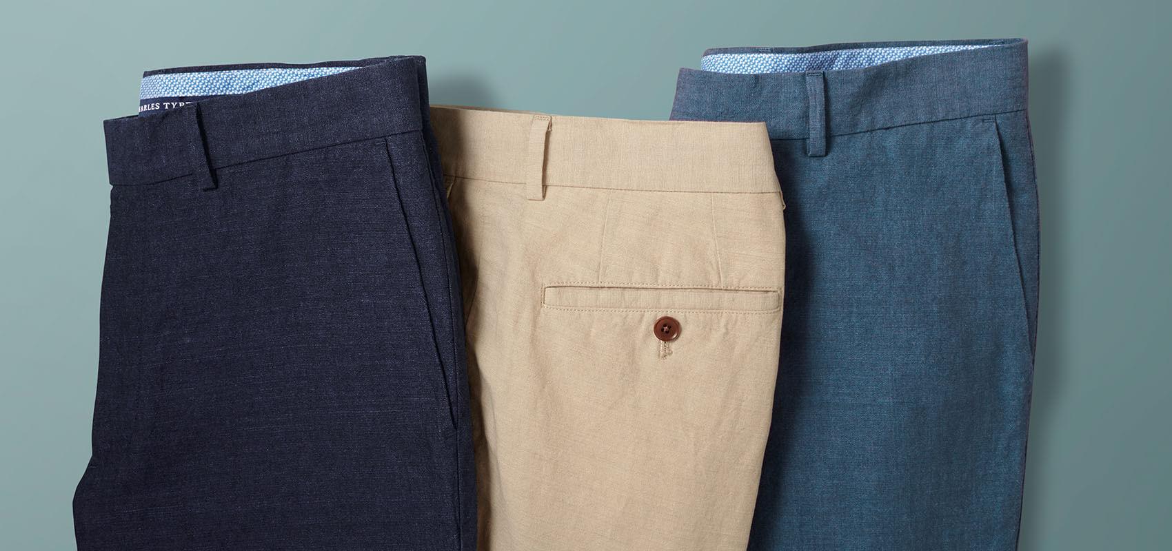 Charles Tyrwhitt casual trousers