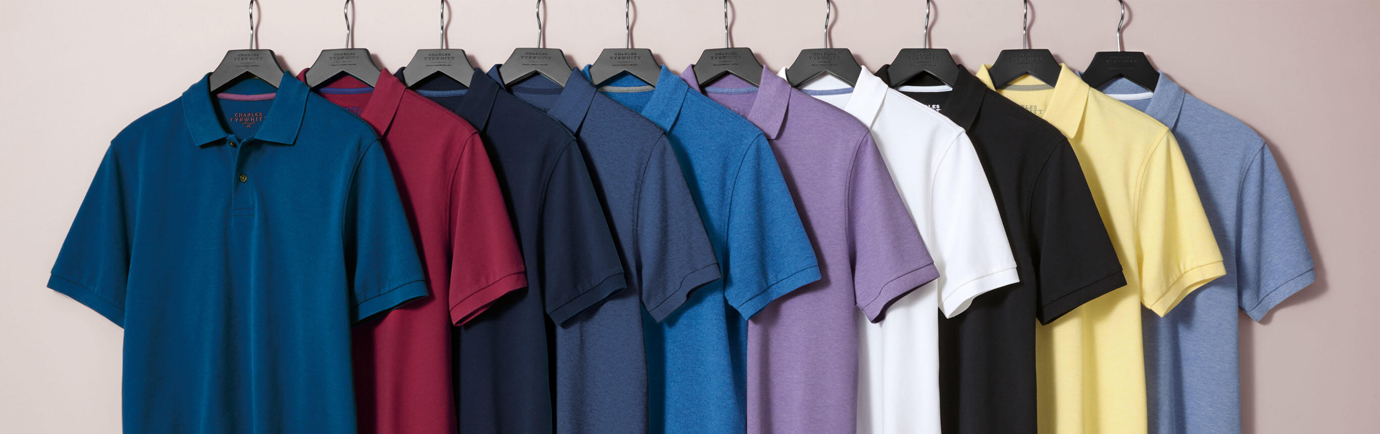 Image of polo tops