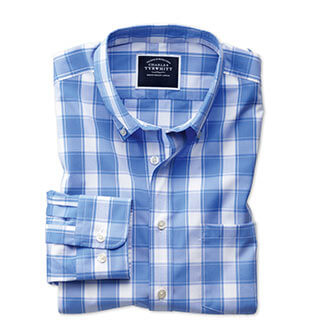 Shop non-iron poplin shirts
