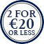 Socks Multibuy Roundel - 2 for €20 or less