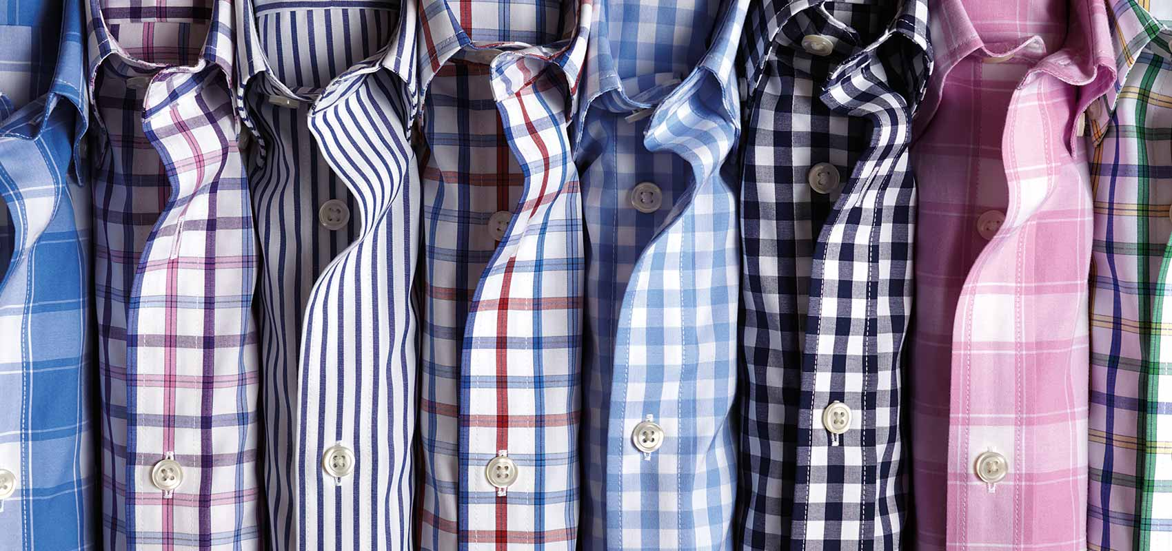 Non-iron poplin casual shirts