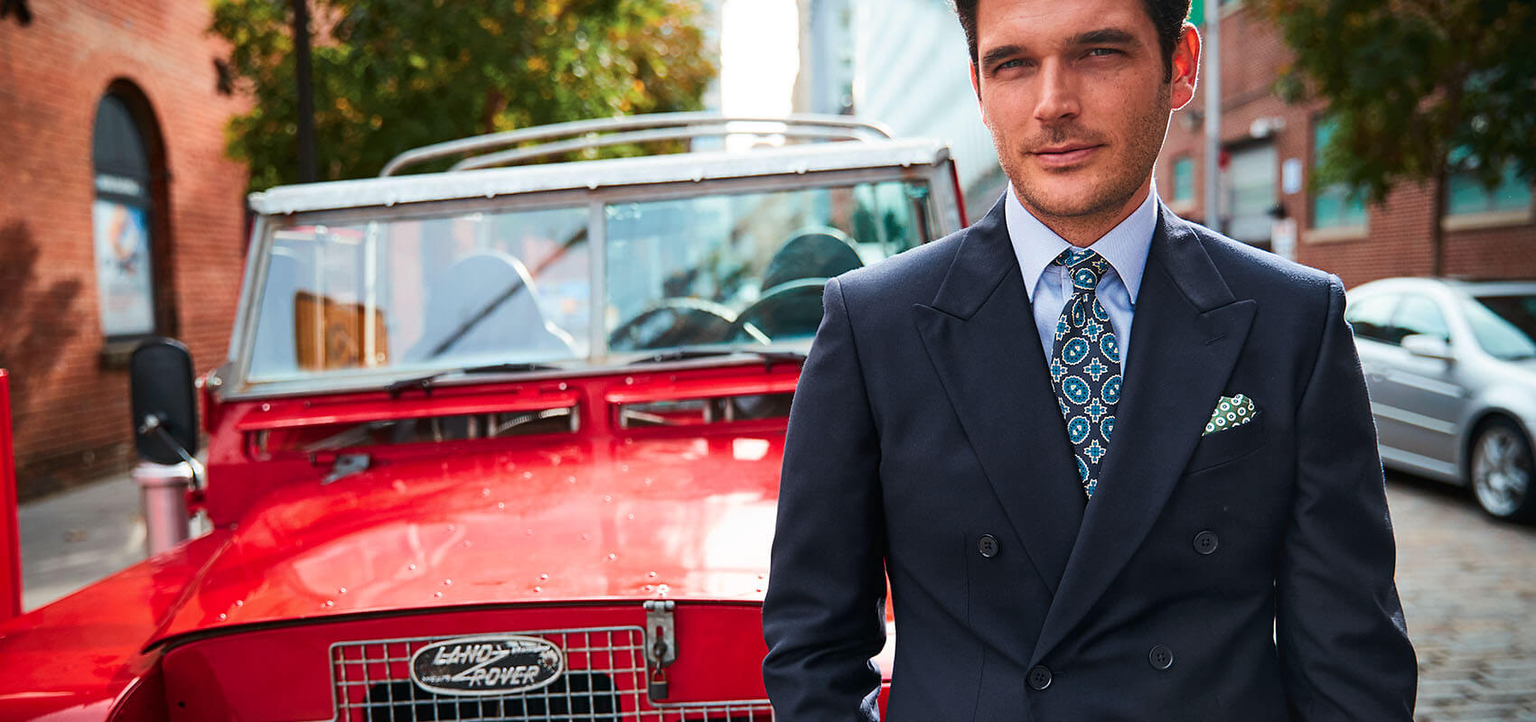 Charles Tyrwhitt double breasted suits
