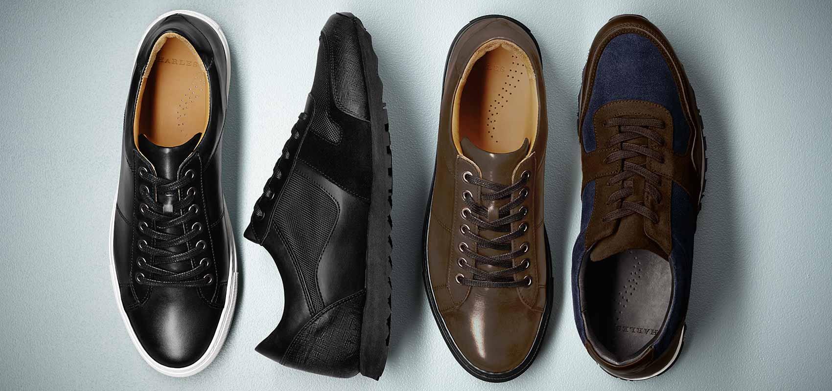 Charles Tyrwhitt casual shoes