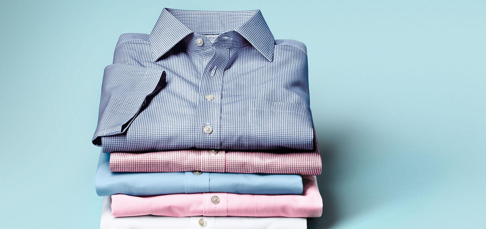 Charles Tyrwhitt Short Sleeves Shirt