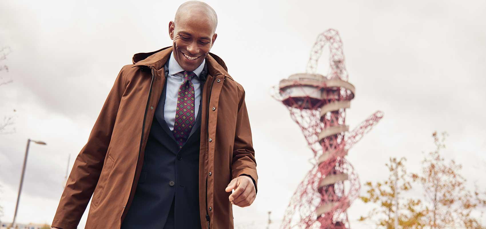 Charles Tyrwhitt Jackets and Coats
